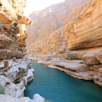 Canyon Oman